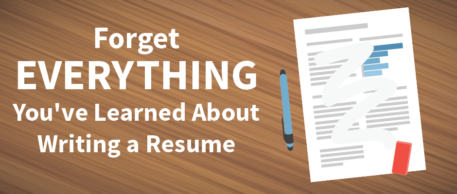 Resume Advice that Really Works